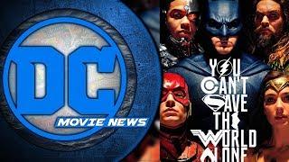 Justice League at SDCC 2017, Wonder Woman 2 & More! - DC Movie News