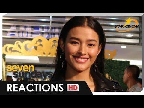 Reactions - 'Seven Sundays' - Liza Soberano Extended - 동영상