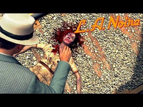 LA Noire Remastered - Case #14 - The Studio Secretary Murder (5 Stars)