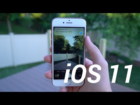 iOS 11 Hidden Features! (Screen Recording & More)