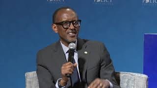 World Policy Conference 2019 | Interactive session with President Kagame