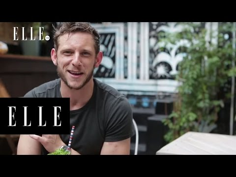 Another Round with Jamie Bell | ELLE