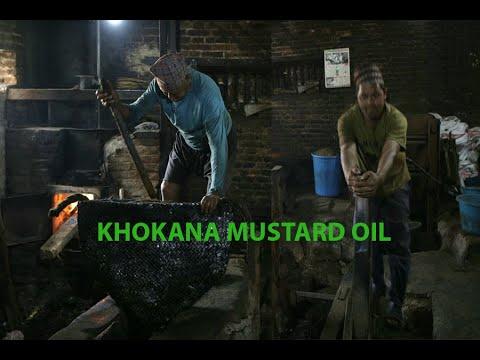 KHOKANA MUSTARD OIL