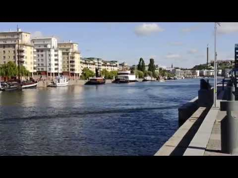 Stockholm City, Sweden 2014 1080p HD