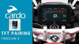 FREECOM4: Pairing BMW's TFT Tutorial
