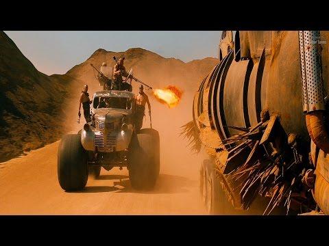 Mad Max: Fury Road (2015) -  Immortan Joe Catches Up (5/10) [4K]