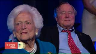 In light of Barbara Bush, why people decline care