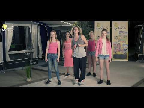 """Dansvideo Samen - uit afscheidsmusical """"Bende op de camping!"""""""