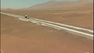 Chili : La route du sel