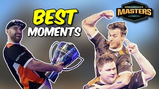 """Virtus.Pro BEST MOMENTS DreamHack Masters Las Vegas """"They back STRONGER"""""""