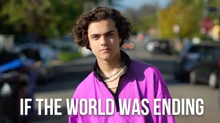 If the World Was Ending - JP Saxe x Julia Michaels (Cover by Alexander Stewart)