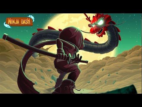 Ninja Dash | Truyền Thuyết Về Ninja Săn Rồng | Top Game Hay Mobile Android, Ios