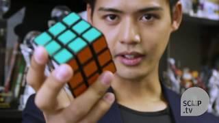 It's tough being a young magician in Hong Kong, but he still enjoys it