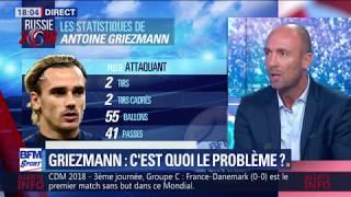 Griezmann, c'est quoi le problème ?
