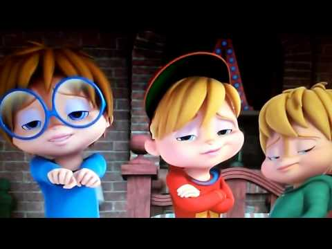 The Chipettes Dress Up Like The Chipmunks💖😏😂