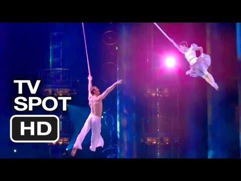 Cirque du Soleil: Worlds Away TV SPOT - Unforgettable Journey (2012) HD