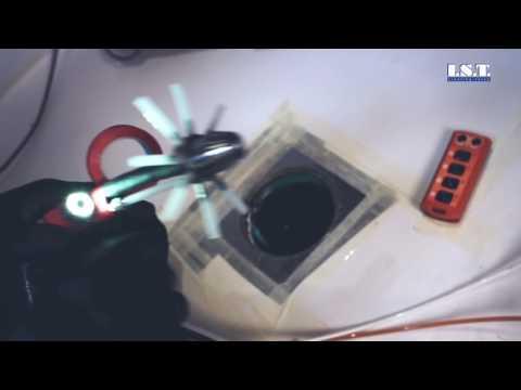 ElastoTec Spray lining / pipe coating system
