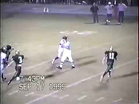 Oak Grove Football Highlights 1999