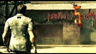 Resident Evil 5 Mod - Chris Solo - Cade A Sheva