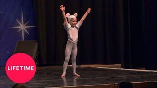 "Dance Moms: Mackenzie's ""Mouse Trap"" Acrobatic Solo (Season 1 Flashback) | Lifetime"