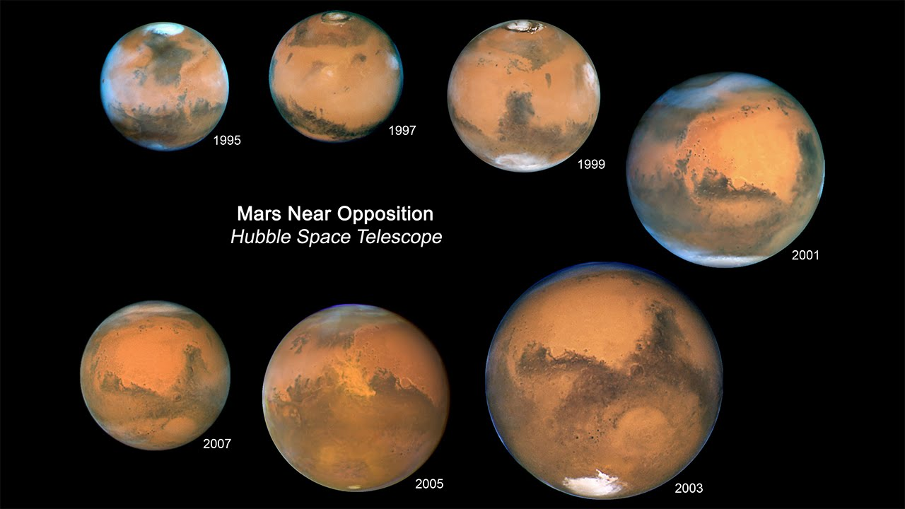 mars nearest to earth #11