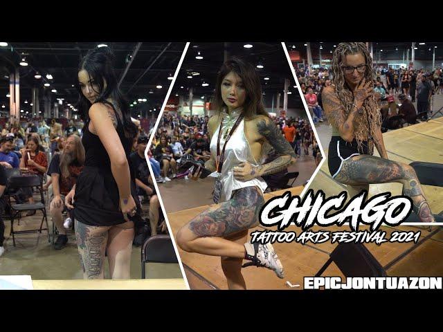 Chicago Tattoo Arts Festival 2021 | Villain Arts