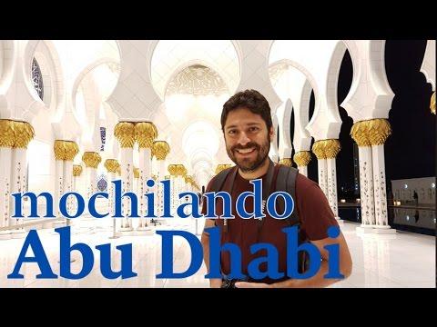 Mochilando em Abu Dhabi, Capital dos Emirados Árabes