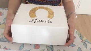 Qu'y-a-t-il dans l'Auréole Box ? Sylvie On LIVE