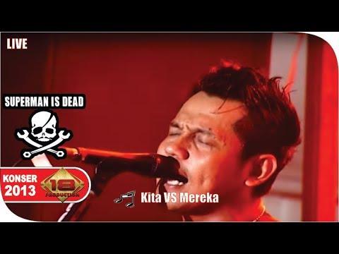 Download Mp3 lagu Live Konser ~ Superman Is Dead - Kita VS Mereka @Pasuruan 13 Okteober 2012 terbaik