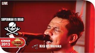 Live Konser ~ Superman Is Dead - Kita VS Mereka @Pasuruan 13 Okteober 2012