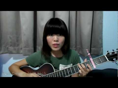 And One 그리고 하나 SNSD Taeyeon ( 태연 ) Acoustic Cover