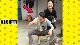 Watch keep laugh EP146 ● The funny moments 2018