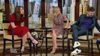 Keira Knightley Loves New York Pizza & Bagels