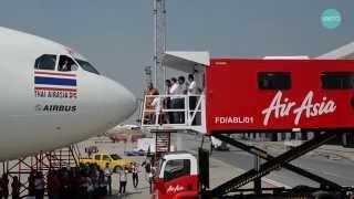 [Exclusive] Thai AirAsia X welcome 2nd Airbus A330-300 HS-XTB เจิมเครื่องบินไทย แอร์เอเชีย เอ็กซ์