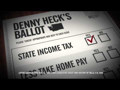 We Can't Afford Denny Heck