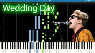 Tom Odell - Wedding Day PIANO TUTORIAL|#SHEET Download