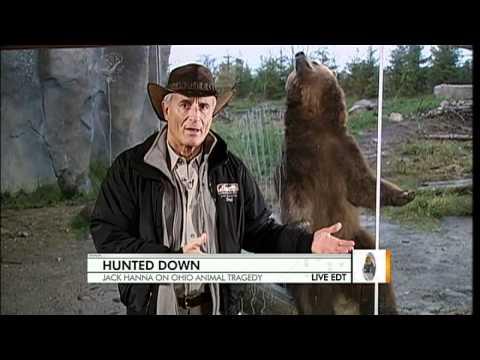 The Early Show - Jack Hanna On Ohio Animal Tragedy