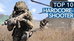 Top 10 der Hardcore-Shooter - Was ist euer Favorit?