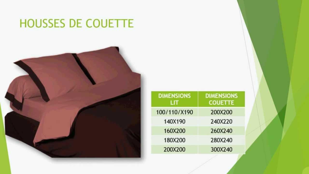 Guide Des Dimensions De Couette 2 Personnes Loisirs Acceuil Fr
