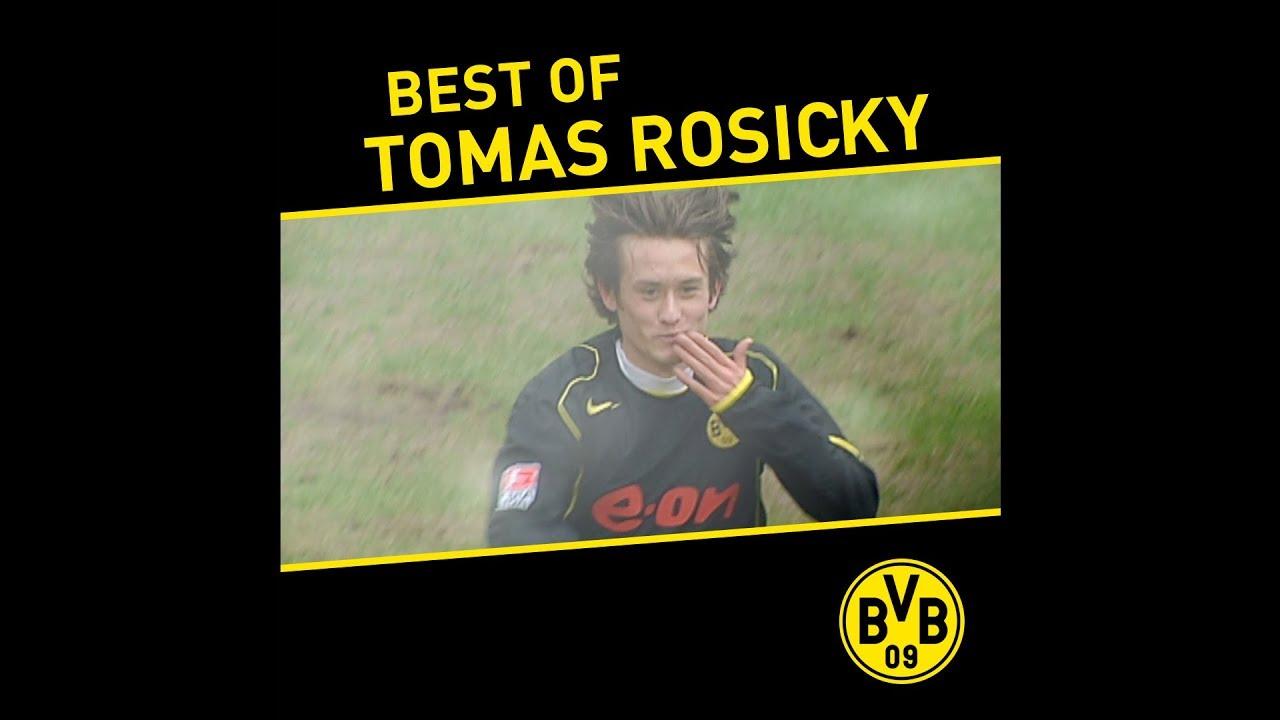 Best of BVB-Legende Tomas Rosicky | Seine besten Dribblings und Tore