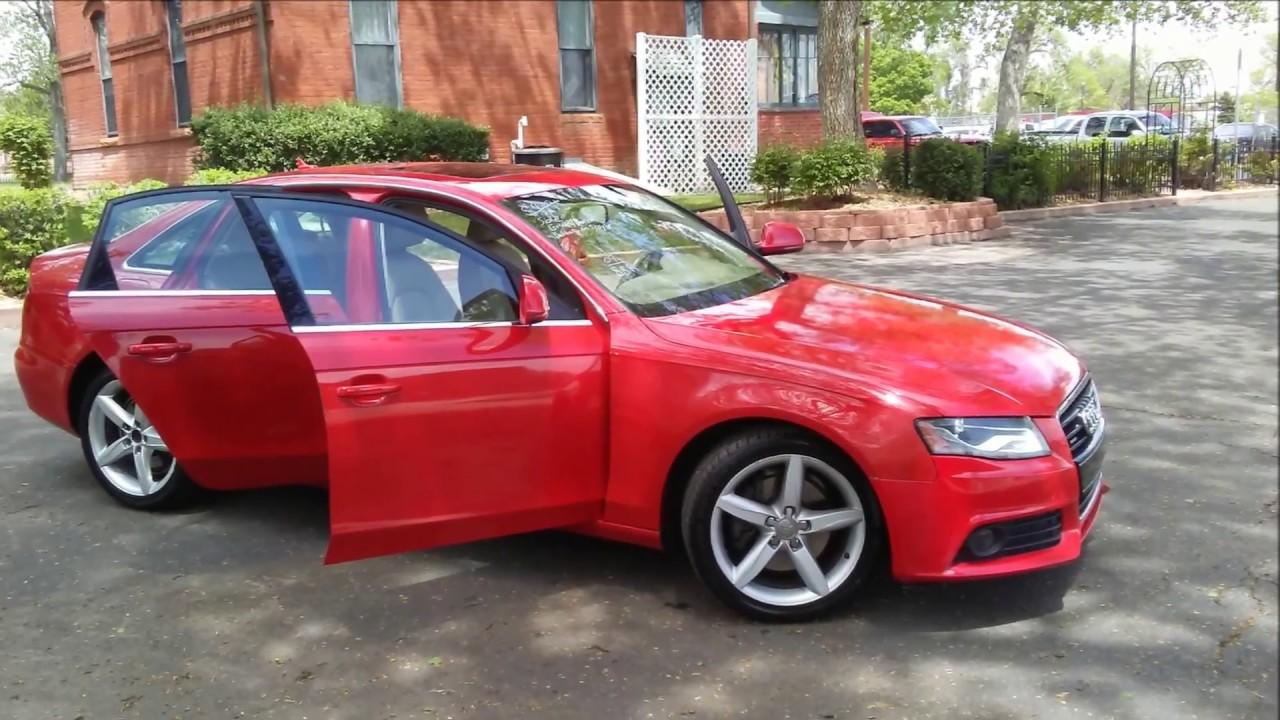Stans Auto Sales >> 2009 Audi A4 3 2 Sedan Quattro Stans Auto Sales