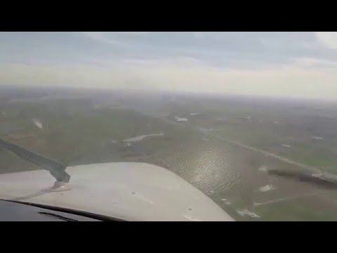 King Air Flight Tulsa to Denton 3/5/2016