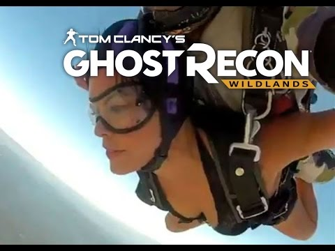 Ghost Recon Wildlands - Parachutes and Base Jumps