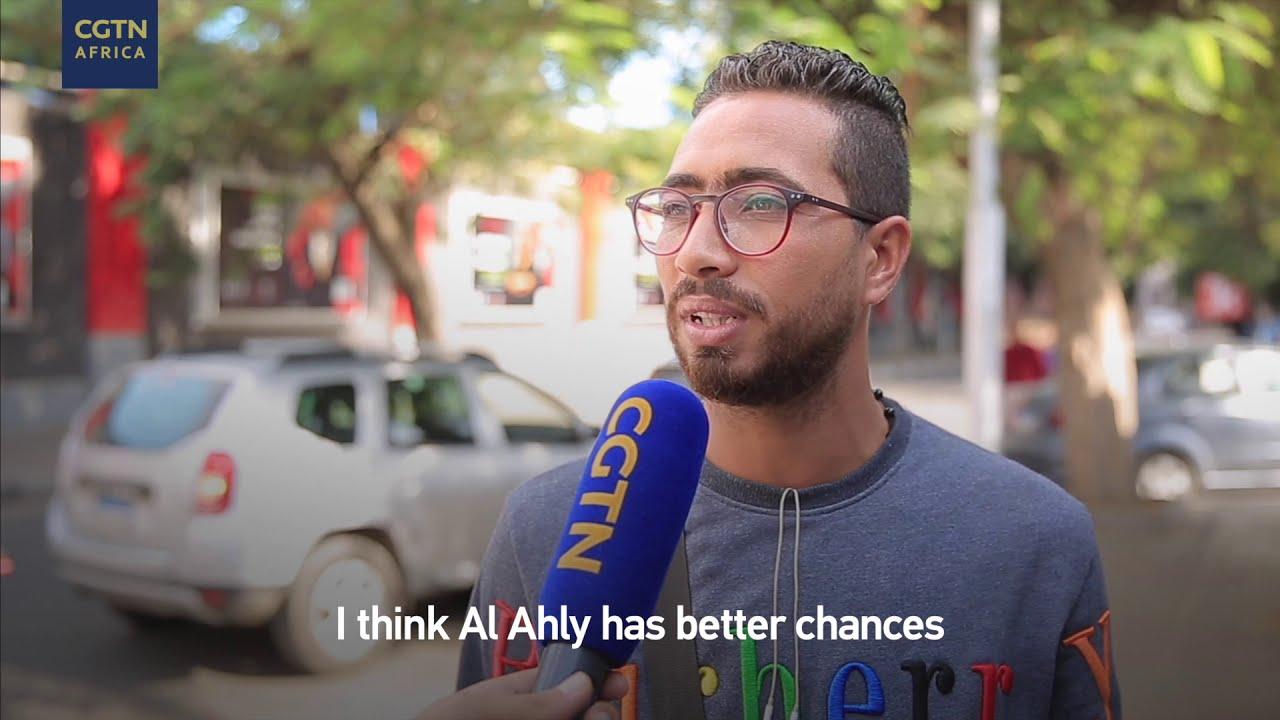 Fans of Egyptian rivals Al Ahly, Zamalek look ahead to CAF Champions League final