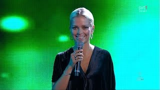 """Petra Marklund - Händerna Mot Himlen (Live """"Hela Sverige Skramlar"""")"""