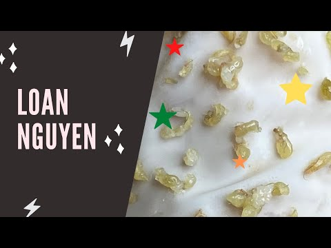 The Small Blackheads Grains Of Rice | Loan Nguyen