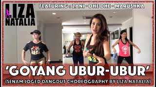 Download Goyang Ubur-Ubur | Liza Natalia | Senam & Joged Choreography