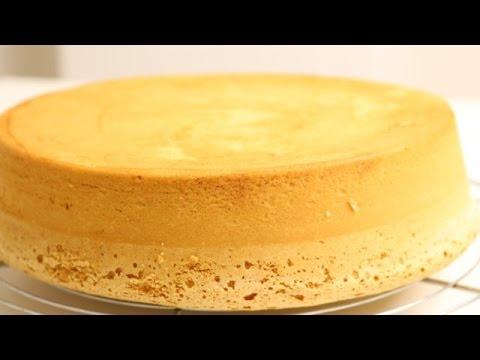 💛gÉnoise inratable et facile ( cuisinerapide) - youtube