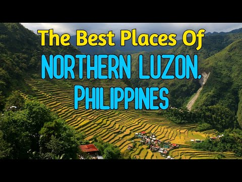 10 Best Places To Visit In NORTHERN LUZON, PHILIPPINES |  Philippines Travel