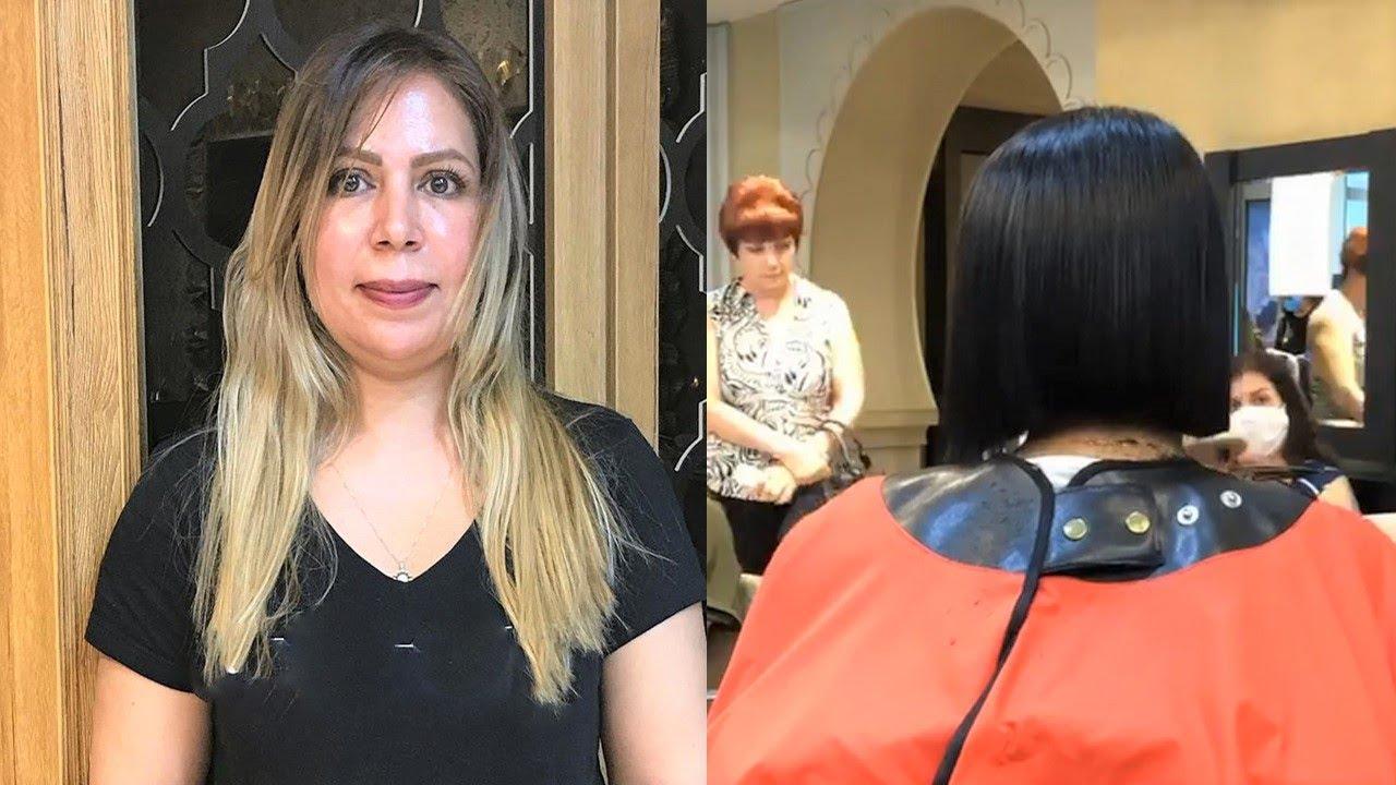 The Best Long hair to short bob transformation | Amazing Women Haircuts | Professional Haircut